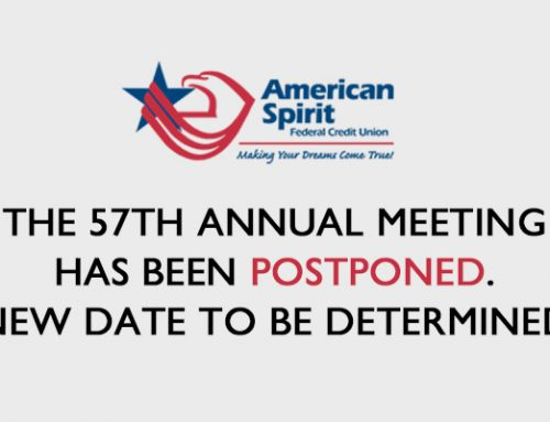 POSTPONED: The 57th Annual Meeting