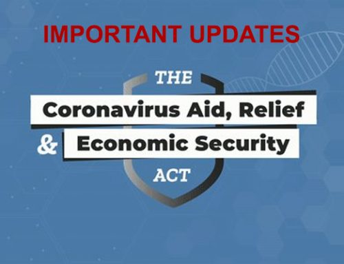 Important Updates about CARES Economic Relief Payments